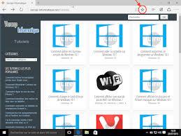 mettre les favoris sur le bureau comment ajouter des favoris sur microsoft edge