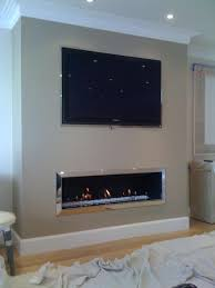 over gas fireplace outstanding for impressive with tv design ideas