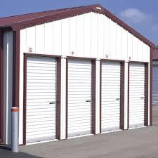 10x10 garage door roll up sheet door ds75