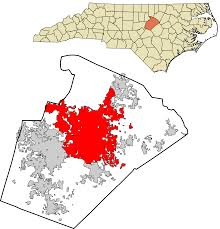 Wake County Zip Code Map by Charlotte Vs Raleigh Durham Fayetteville Cary 2015 Chapel