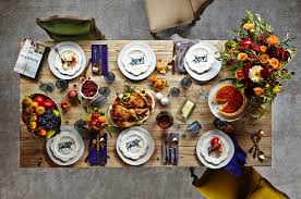 pin to win set your thanksgiving table anthropologie
