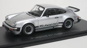 porsche silver kyosho 1 43 porsche 911 carrera 2 7 1975 silver 05521s