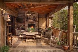 cabin porch rustic porches log cabin with wrap around porch rustic cabin