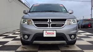 suv dodge 2015 dodge journey sxt 7 seater bluetooth suv youtube