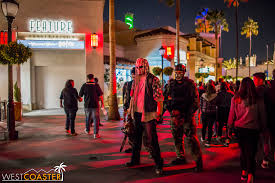 universal studios hollywood halloween horror nights 2016 scare