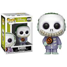 pre order figure funko pop barrel nightmare before disney