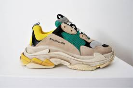 balenciaga triple s size 10 low top sneakers for sale grailed
