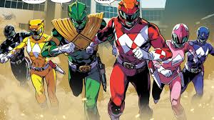 boom studios u0027 mighty morphin power rangers 0 nerdist