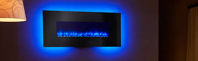 simplifire wall mount electric fireplace series heat u0026 glo