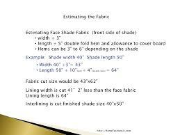 No Sew Roman Shades How To Make - how to make a no sew roman shade