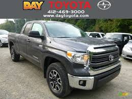 toyota tundra colors 2014 2014 magnetic gray metallic toyota tundra sr5 trd cab 4x4