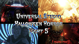halloween horror nights universal studio singapore halloween horror night 5 at universal studios singapore youtube