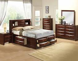 emily cherry storage bedroom set american freight