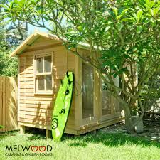 backyard cabins sydney garden timber prefab sheds melwood