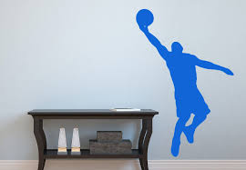 Backyard Basketball Online by Online Buy Wholesale Basketball Wall Stickers Children From China