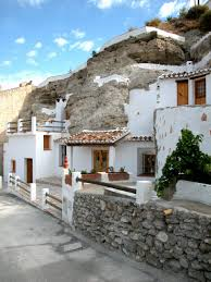 cave houses exteriors