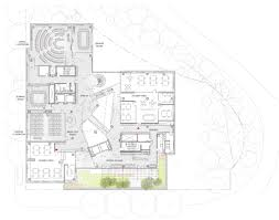 House Plans With Atrium In Center by Gallery Of John And Frances Angelos Law Center Behnisch
