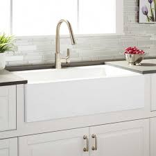 farmhouse sinks apron front sinks signature hardware