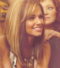 medium length angled hairstyles medium length hairstyles with long bangs beautiful long hairstyle