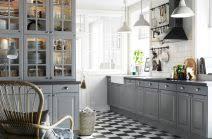 landhausküche grau perfekt einbauküchen landhausstil ikea landhausküche ikea grau 12