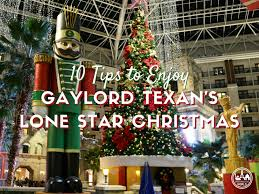 magical winter lights lone star park 10 tips to enjoy gaylord texan s lone star christmas open wide