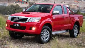 toyota truck hilux toyota hilux 2014 review carsguide