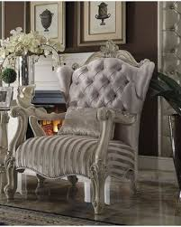 Tufted Living Room Chair by Here U0027s A Great Deal On 52087 Versailles Living Room Chair With 1