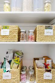 the tips 5 steps to an organized pantry u2014 the home edit