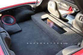 c6 corvette sub box c6 corvette subwoofer box