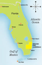 map of ft lauderdale fort lauderdale hotels resorts reviews photos maps