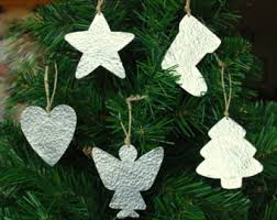 Metal Christmas Tree Decorations by Christmas Decor Gift Christmas Copper Decoration Hand Made