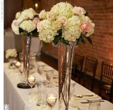Trumpet Vase Wedding Centerpieces by 79 Best Tall Vase Centerpieces Images On Pinterest Marriage