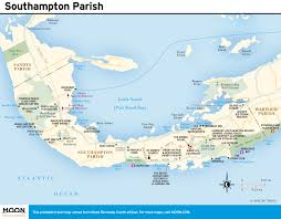 Map Of Caribbean Island by Printable Travel Maps Of Bermuda Moon Travel Guides