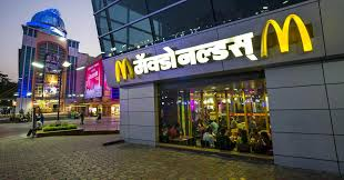 Mcdonalds In America Map by India U0027s Fast Food Industry Is Becoming A Major Market