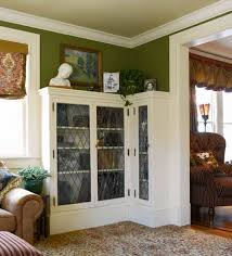 built ins salvaged u0026 new arts u0026 crafts homes and the revival