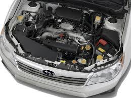 subaru forester boxer engine 2009 subaru forester sema show vehicle automobile magazine