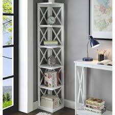 Tiered Bookshelf 5 Shelf Bookcases You U0027ll Love Wayfair