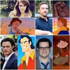 Halloween Town Cast 2017 by The Cast Of 2017 Beauty And The Beast Revealed