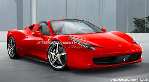 2011 458 italia specs 458 italia named international performance car of the year