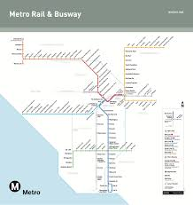 Portland Metro Map by Apta Members Welcome To Los Angeles The Source