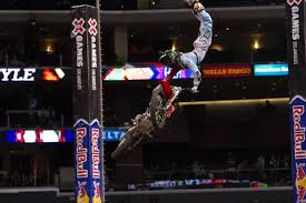 freestyle motocross games nate adams wins motox speed u0026 style at x games la