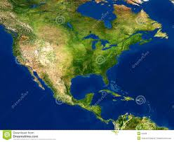 Map America by United States Map Nations Online Project Physical Map Of United