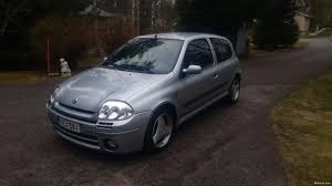 renault clio 2002 modified renault clio 2 0 sport 3d hatchback 2002 used vehicle nettiauto