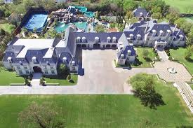 How Big Is 15000 Square Feet by Texas Dentist Re Lists 8 Bed 22 Bath 37 000 Sq Ft Manor With