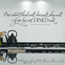 Quotes For Dining Room by 10 Best Dining Room Images On Pinterest Wall Stickers Dining