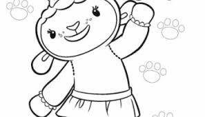 doc mcstuffins lambie coloring pages beautiful doc mcstuffins