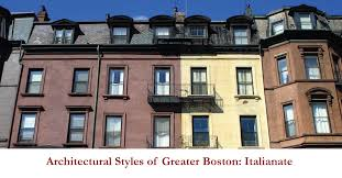 architectural styles of greater boston italianate robert paul