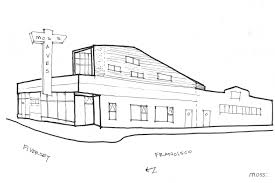 hand drawing in architecture how we use it moss design diversey