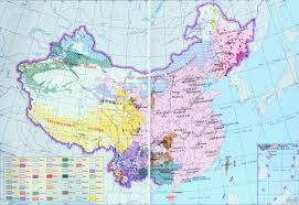 Population Map China Population Map China Travel Map