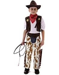 Cowboy Halloween Costumes Amazon Cowgirl Child Costume Medium Toys U0026 Games
